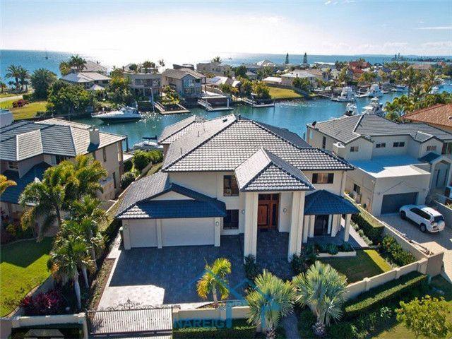 最新推荐:豪华海景别墅,毗邻raby bay海湾和布里斯班最好的海湾公园