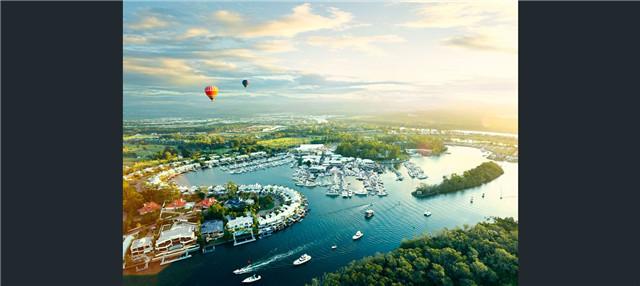 黄金海岸Sanctuary Cove 精美别墅 配套设施完善 度假胜地 优越位置