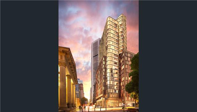 悉尼SYDNEY 豪华公寓 2卧2卫 中心地带 视野开阔 落地玻璃窗 私人酒窖