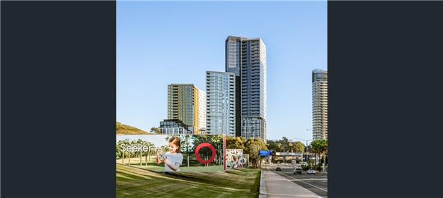 悉尼SYDNEY 精美公寓 1卧1卫 位置优越 开放设计 生活便捷