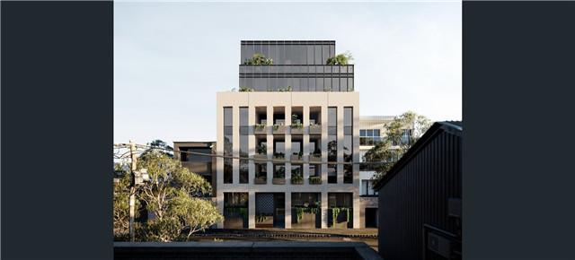Collingwood 优质公寓 2卧1卫 采光极佳 南北通透 高耸天花板